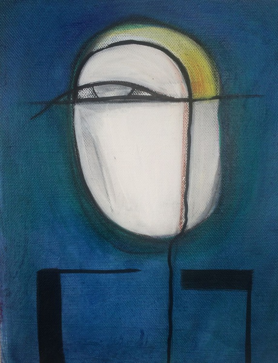 EYED BLUE - Image 0