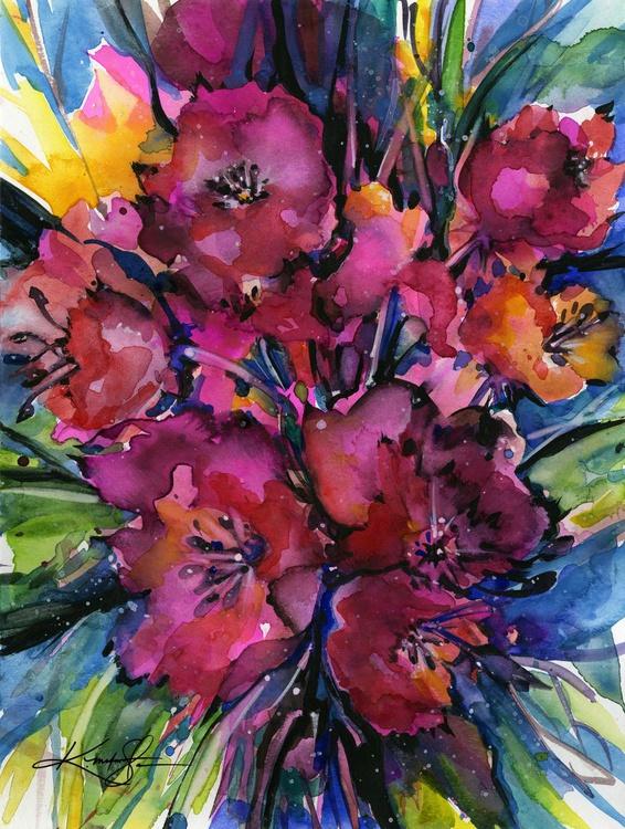 Floral Dreams No. 03 - Image 0