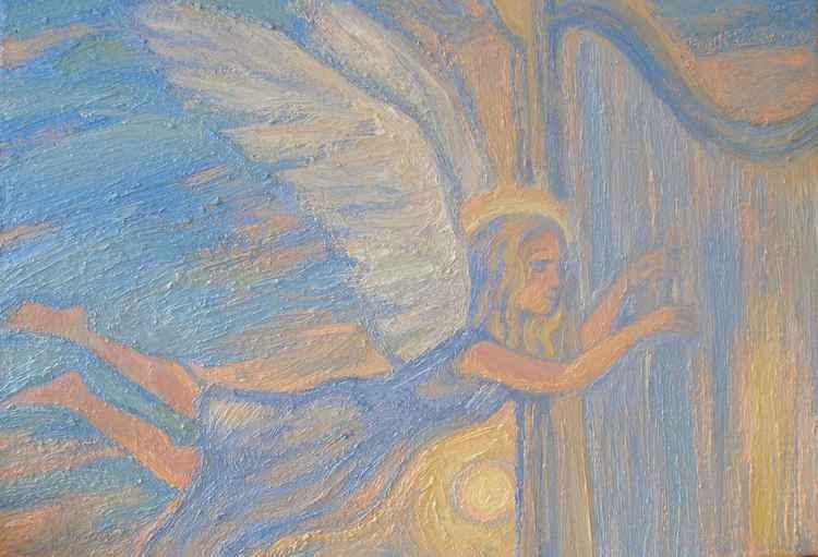 Celestial harp -