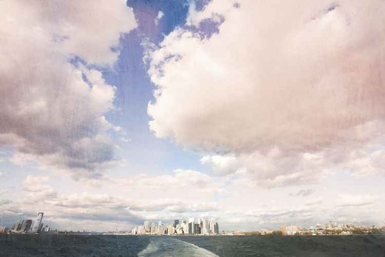 Manhattan Skyline 2 -