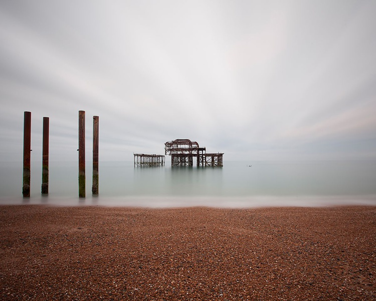 West Pier - Ready to Hang - Image 0
