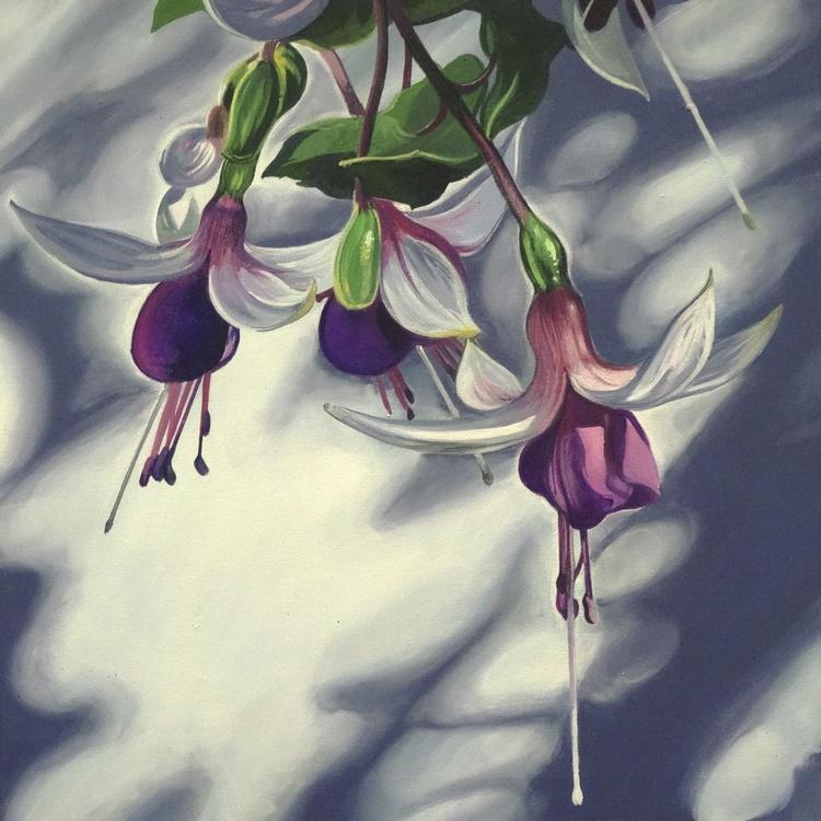 Fuchsia Shadows - Image 0