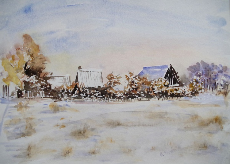Winter day - Image 0