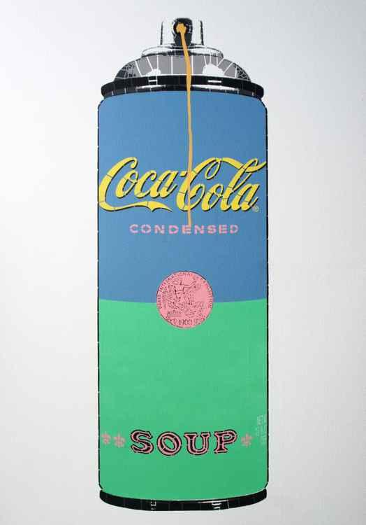 Coca-Colour #2 (Ed. 1 of 6) -