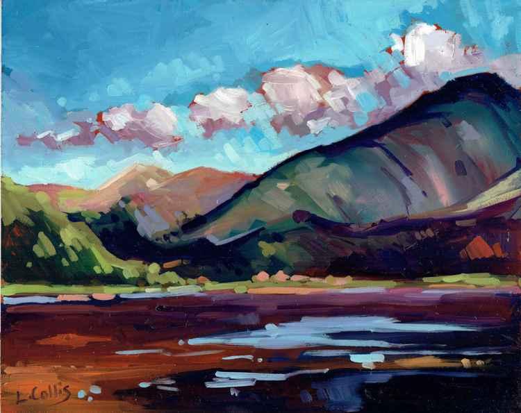 Loch Creran, -