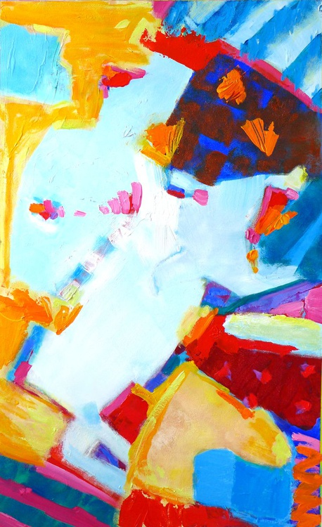 """Daily Confection II -  26"""" x 40""""/66 x 106 cm - Image 0"""