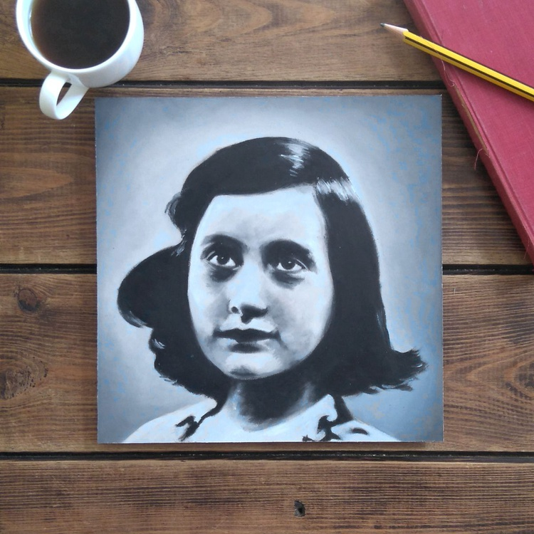 Anne Frank - Image 0