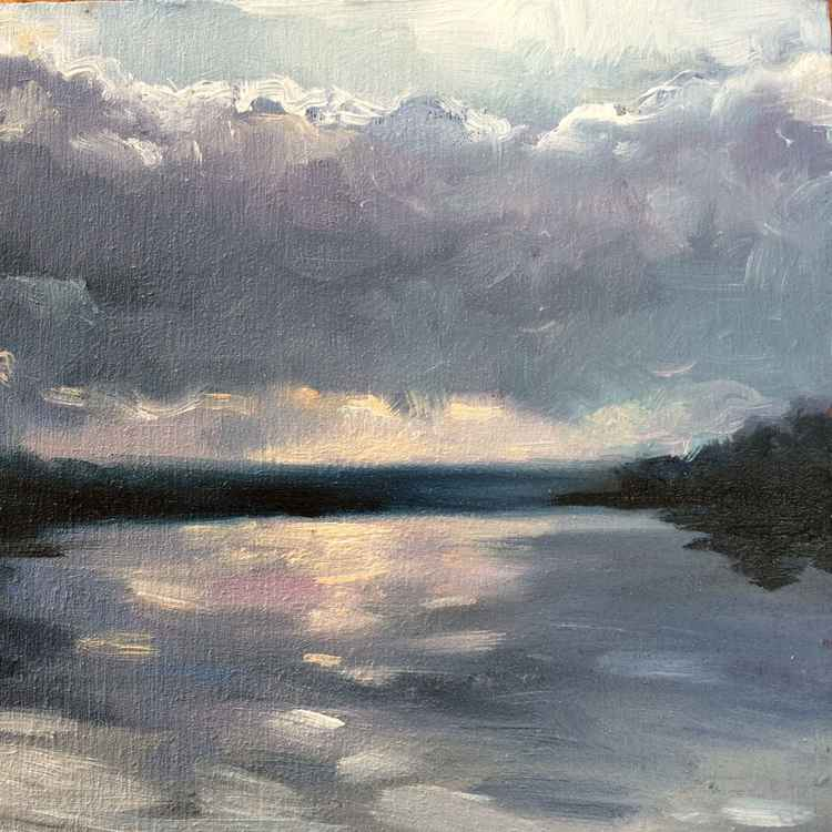 Small painting #26 -