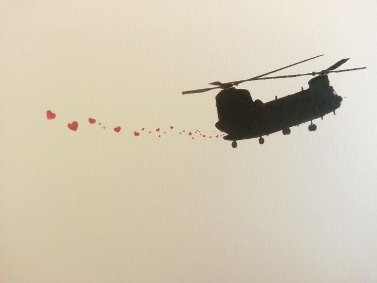 Chinook love drop - Image 0
