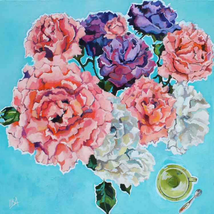 Roses Ancienes -