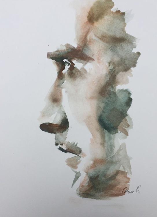Portrait XII - determination - Image 0