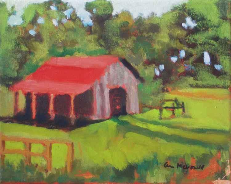 Barn in Georgia #1