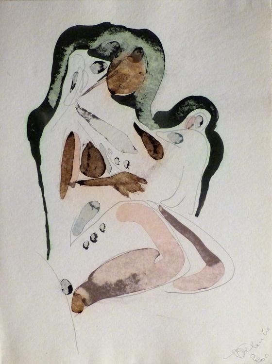 Maternity 5, 36x48 cm - Image 0