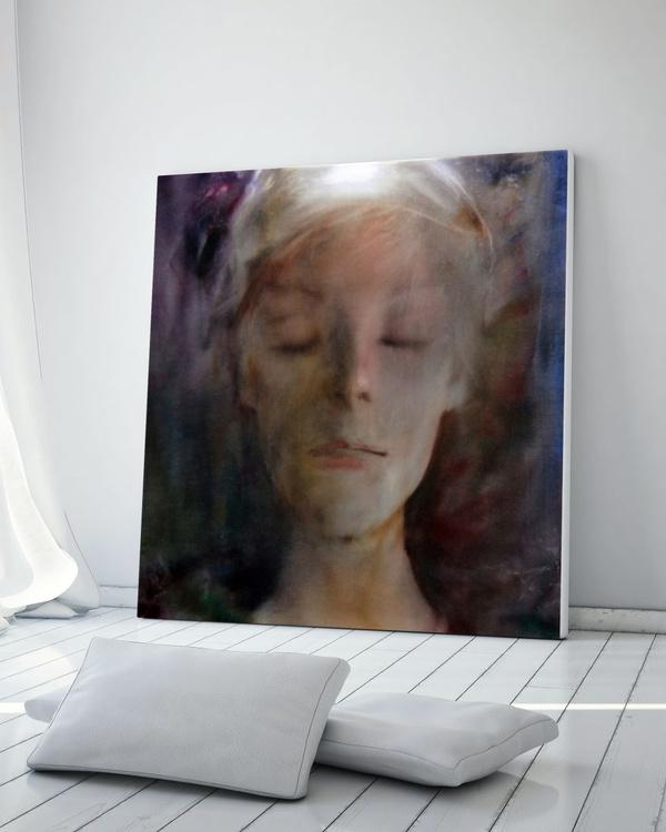 Imagination 60 × 60cm - Image 0