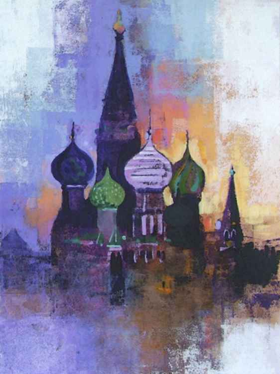 RED SQUARE MOSCOW -