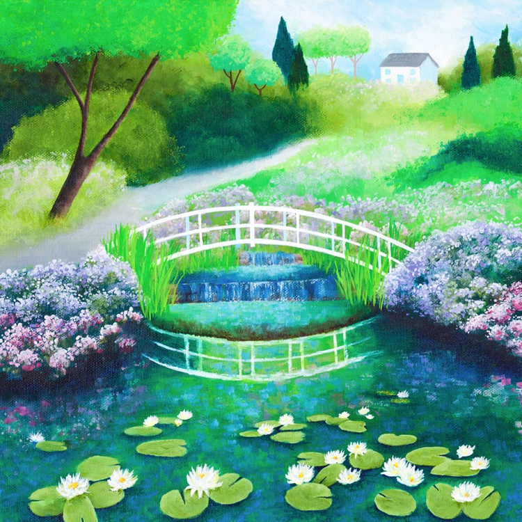 Water Lilies - Image 0