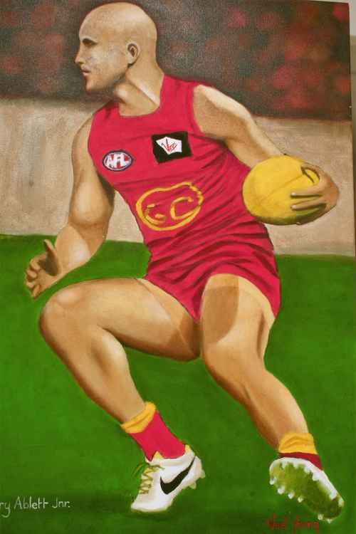 Gary Ablett Junior -