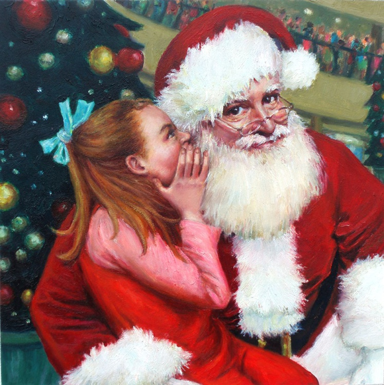 Tell Santa What You Want - Image 0