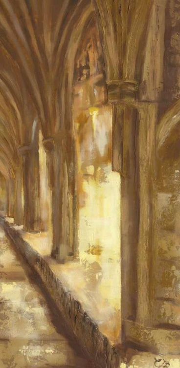 Sunlight through the Cloister - Image 0