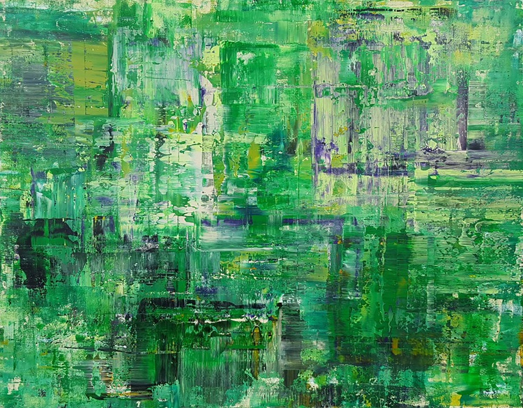 Green, the Color of Hope - Image 0