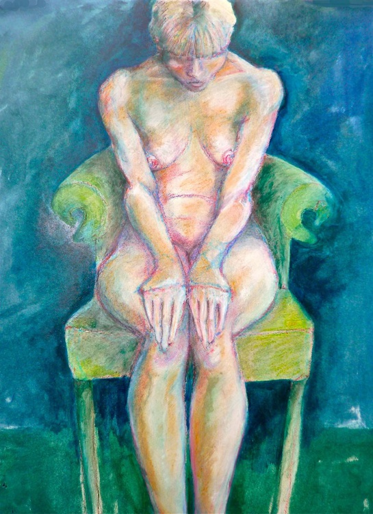 The Green Chair - Image 0