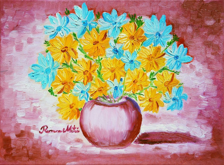 A Whole Bunch Of Daisies - Image 0