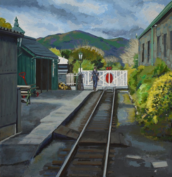 Talyllyn Sheds - Image 0