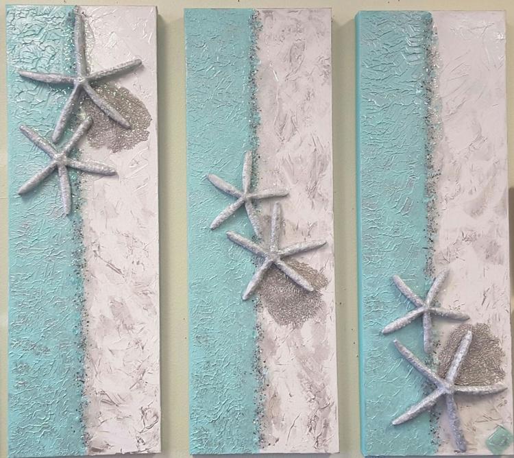 Starfish Triptych - Image 0