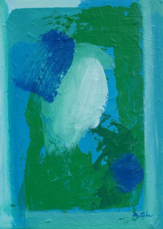 Aqua Series No. 1 - Image 0