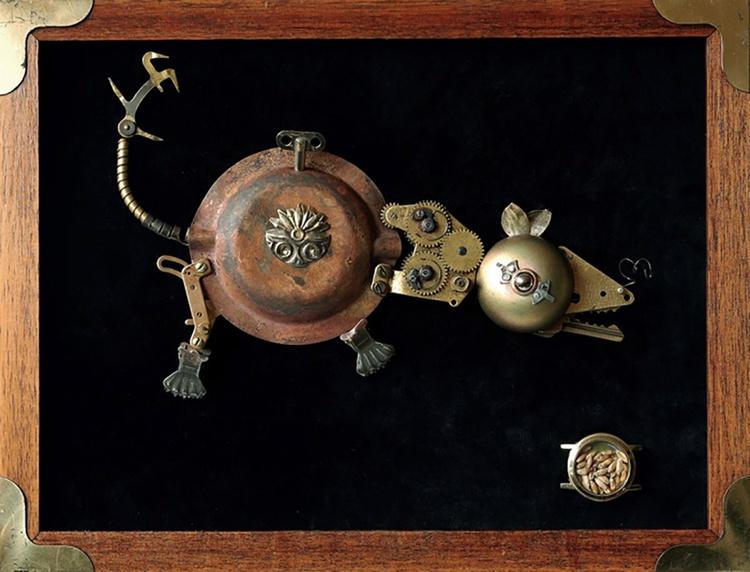 Mechanical Rat - Image 0