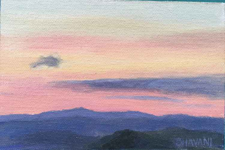 Sunset 3 -