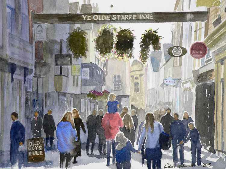 Stonegate (2), York