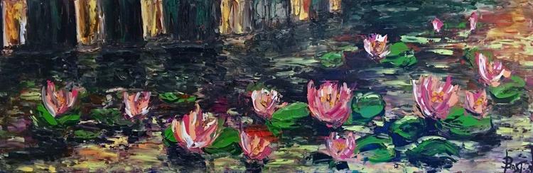Le Bassin aux Nymphéas - Image 0