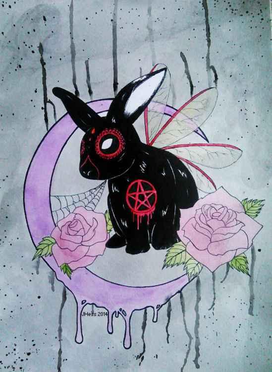 Satan's Little Helper - Bunny