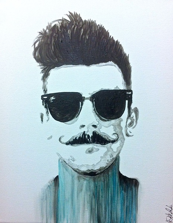 Hipstache - Image 0