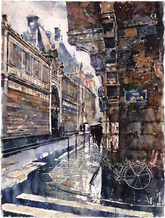 Rue Payenne, Paris -