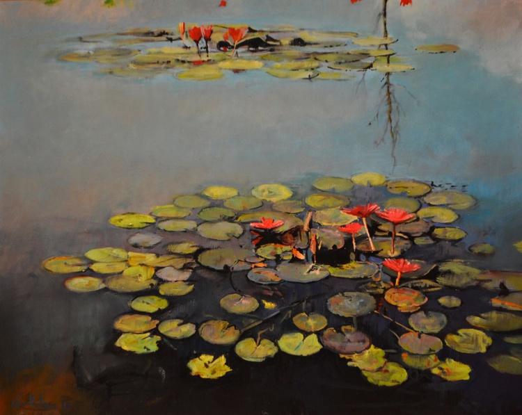 Waterlilies - Image 0