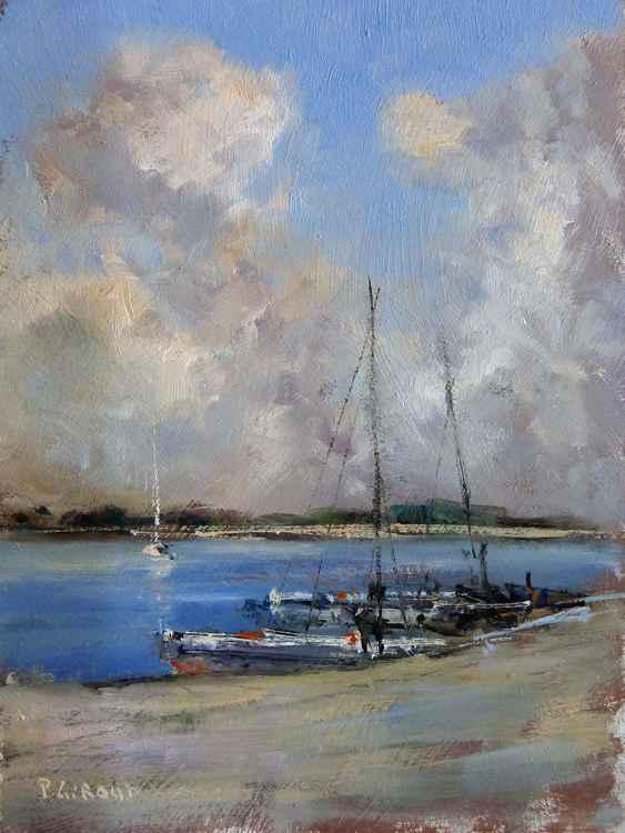 Boats in Bretagne