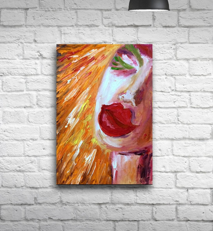 Red lipstick - Image 0
