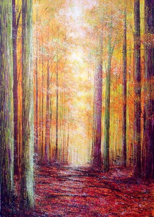 A Walk Into Autumn - Image 0