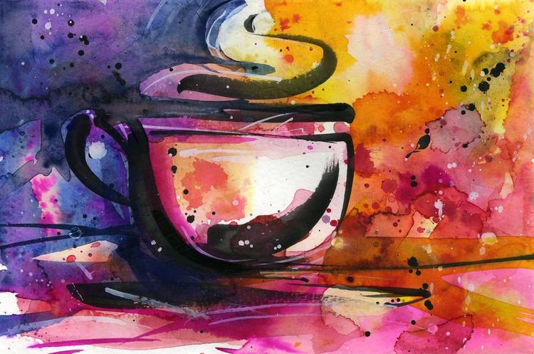 Coffee Dreams No 9 - Image 0
