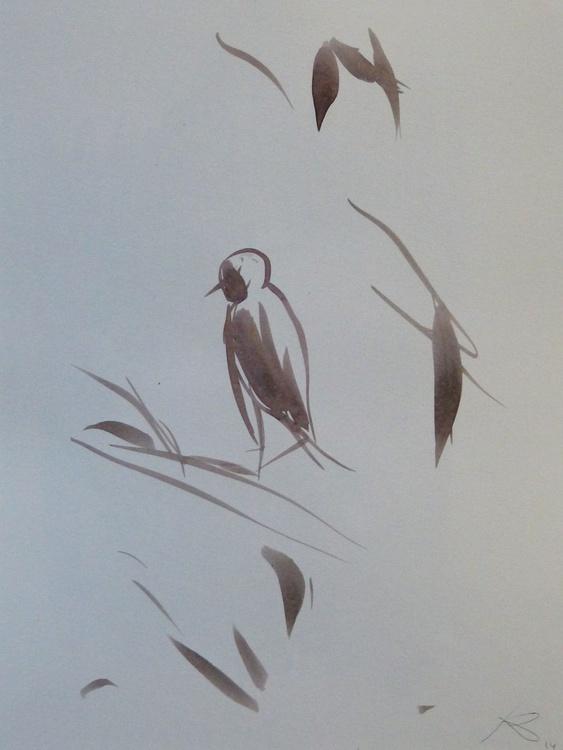 The Birds of Carros #23, 24x32 cm - Image 0