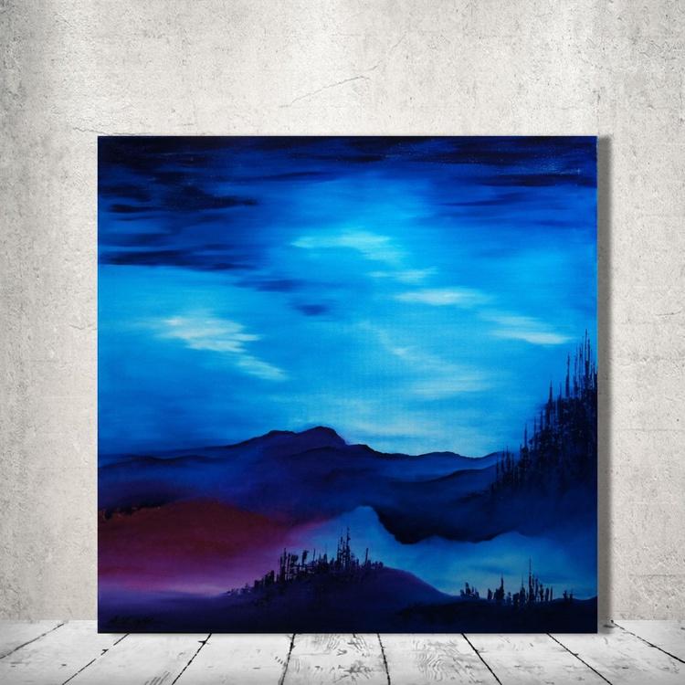 Fifth Dimension Land (100x100cm) - Image 0