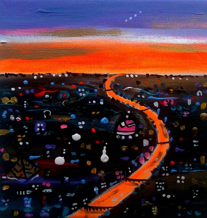 Sunset City number 3 - Image 0