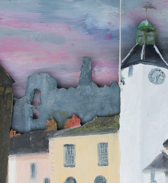 As tall as the town clock - Image 0