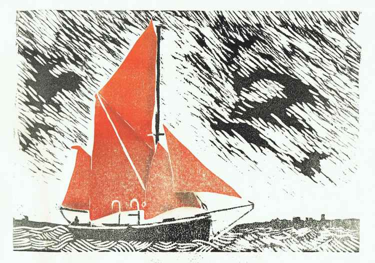 Sailing Barge Thalatta