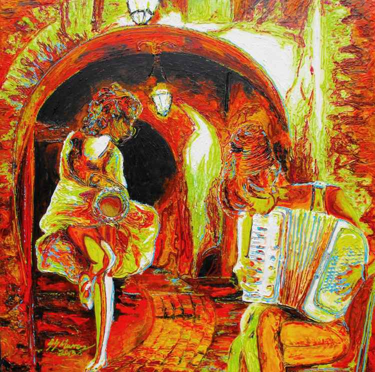 "The colours of music 3 ""Gypsy Duet"""