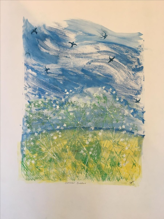 Summer Swallows - Image 0