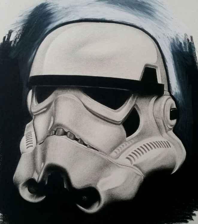 Stormtrooper Helmet -