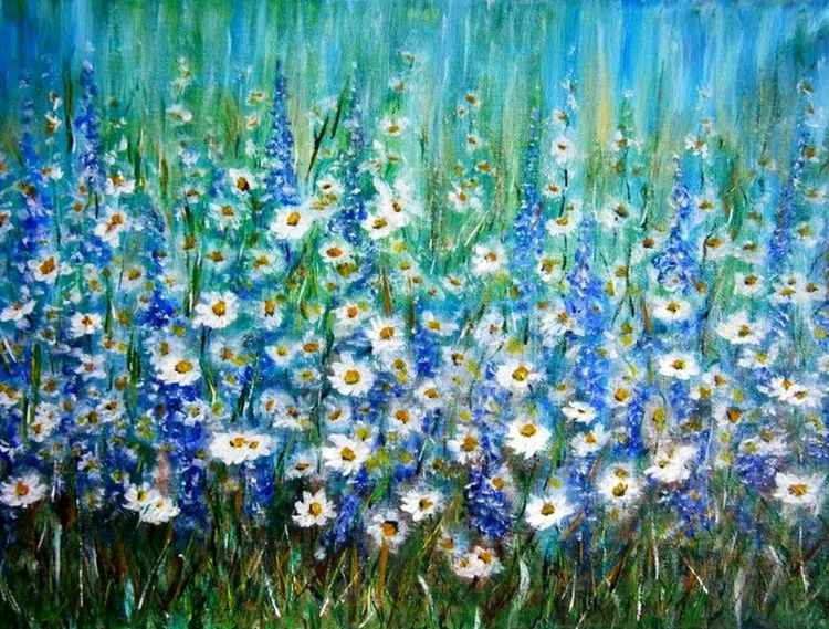 Meadow flowers 2 -